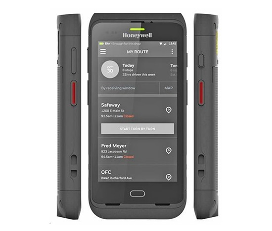 Honeywell CT40 N6603, 2D, SR, BT, Wi-Fi, NFC, PTT, GMS, Android