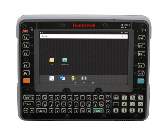 Honeywell Thor VM1A outdoor, BT, Wi-Fi, NFC, QWERTY, Android, externí antena