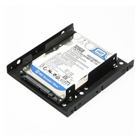 "AXAGO - RHD-225 adapter 2x 2.5"" HDD na 3.5"""