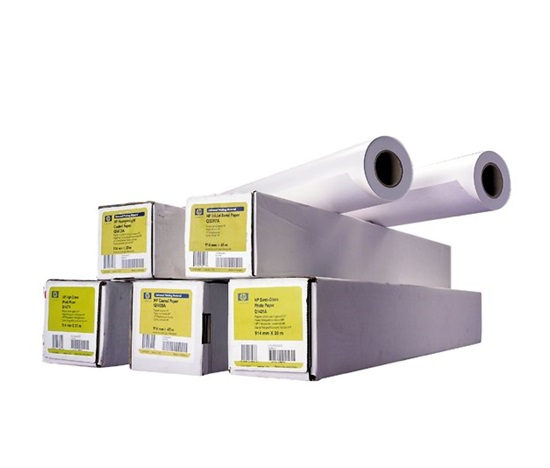 Papier HP Heavyweight Paper, 914mm, 30 m, 120 g/m2